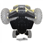Factory UTV Yamaha YXZ 1000 Ultimate Three Eighths UHMW Armor Kit